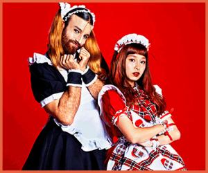 Ladybeard,トミタ栞